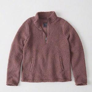 Abercrombie Sherpa jacket.